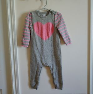 Baby Gap Sweater Romper